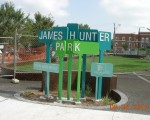 Way Back Wednesday- James Hunter Park