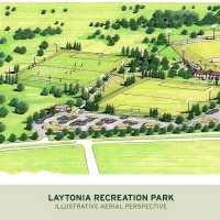 Currently Under Construction- Laytonia Recreational Park